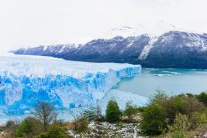 perito moreno glaciär