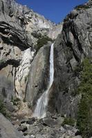 lägre Yosemite faller Yosemite National Park