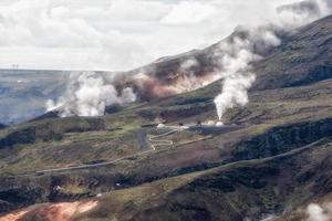 foto taget i Reykjavik, Island