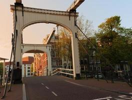 Walter Suskind Bridge, Amsterdam, 1906.