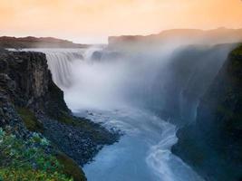 gudafoss vattenfall