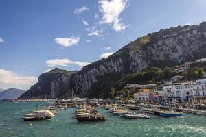 romantisk Italien, Positano