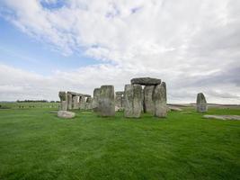 Stonehenge, Storbritannien foto