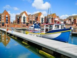 suverän hamn marina, eastbourne foto