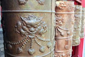 buddhistiska bönhjul