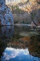 höst, Spanien foto