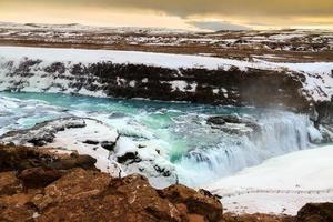 gullfoss Island