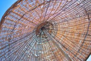 Strand parasoll