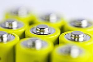 batteri (el) foto