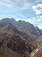 colca canyon foto