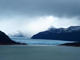 perito moreno glaciar foto