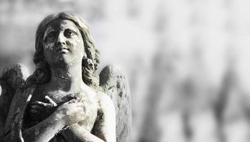 ängel (kyrkogårdsarkitekturer - Europa)