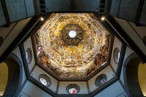 brunelleschi kupol, florens (firenze) duomo, Toscana