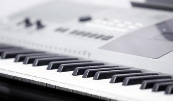elektroniskt musikinstrument foto