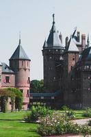 Castle de Haar i Nederländerna