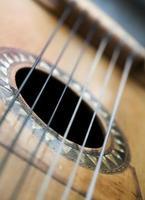 gammal mexikansk gitarr