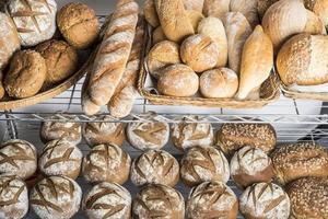 hantverkare bröd