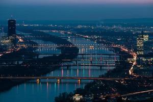 Wien på natten