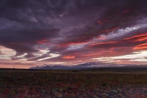 Islands färger foto