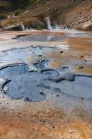 vulkanism på Island