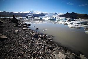 isbergslagunen, Island