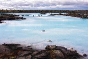 foto taget på Island