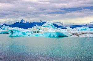 jokursarlon - island - glaciärsjön