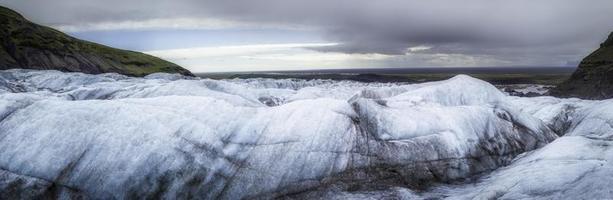 glaciär is