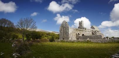 irische abtei ruin