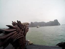 Halong Bay, Vietnam foto