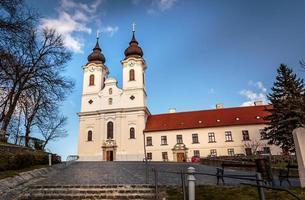 gammal kyrka i Ungern