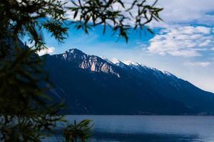 Gardasjön i Italien foto
