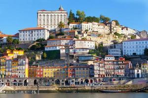 Ribeyrs region i Porto, Portugal