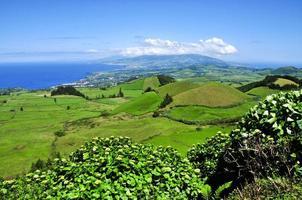 vulkaniska atlantiska öarna