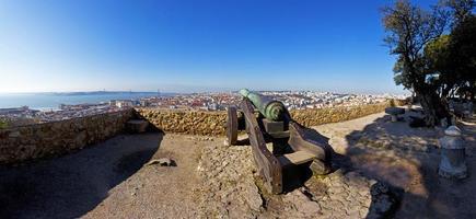 sao jorge (st. george) slott i Lissabon