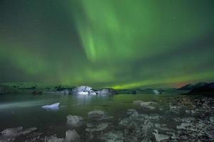 jokulsarlon glacial lagoon, östra, island