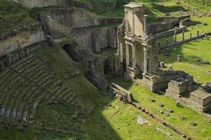 Toscana, Volterra Roman Teathre