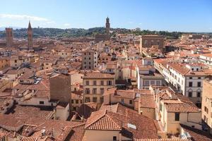 staden Florens, Italien