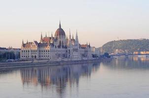 ungerska parlamentet i Budapest