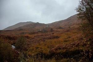 Skottland - sluttning