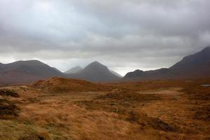 Skottland - Isle of Skye