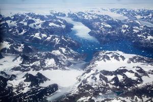 Grönland foto