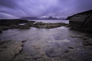 elgol beach, Isle of Skye foto