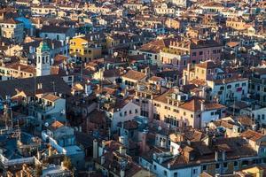 staden Venedig, Italien foto