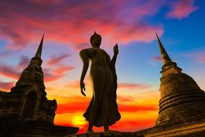buddha-pagoden foto