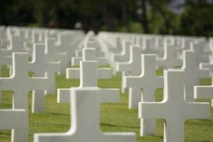 amerikansk kyrkogård vid colleville