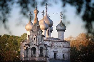 ortodoxa kyrkans katedral foto