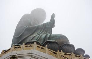 gigantisk Buddha