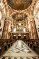dom saint jakob, katedralen i Innsbruck, Österrike