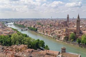 utsikt över verona